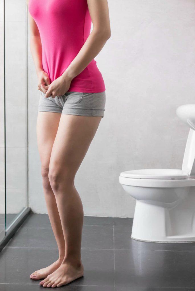 bladder control problems symptoms